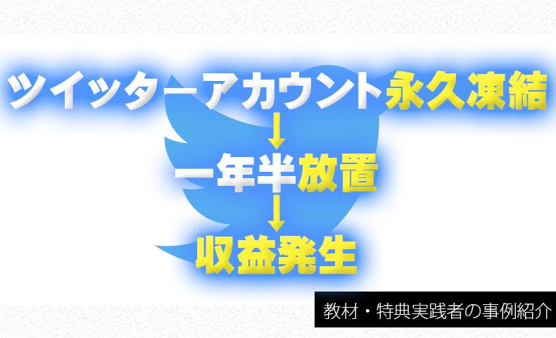 ツイッター永久凍結→マーケティング事例アイキャッチ